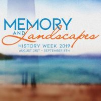 Memory and landscape history week 2019