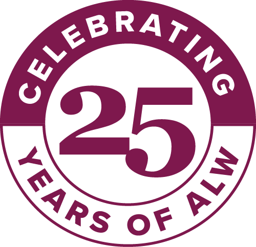 Celebrating 25 years of ALW